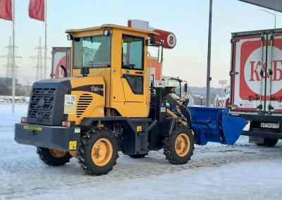 Уборка и вывоз снега, аренда погрузчика - Екатеринбург, цены, предложения специалистов