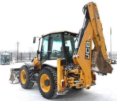 Экскаватор Услуги экскаватора-погрузчика JCB 3CX. Уборка и вывоз снега заказать или взять в аренду, цены, предложения компаний