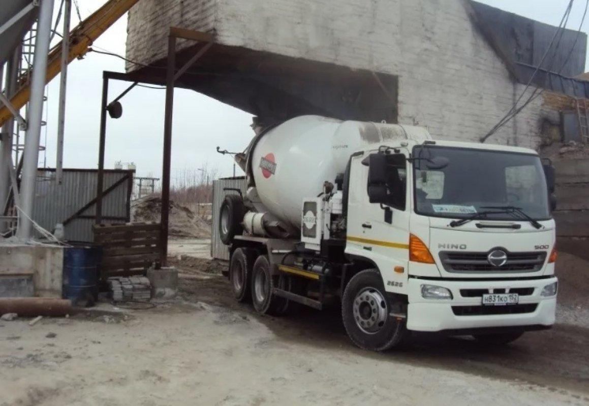 Как в екатеринбурге заказать миксер с бетоном жена бетона
