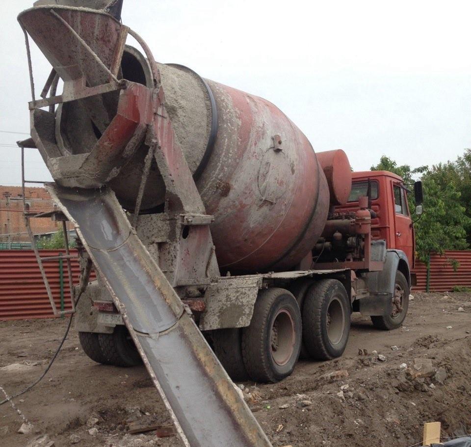 Заказ бетона каменск уральский академия бетона и мха москва