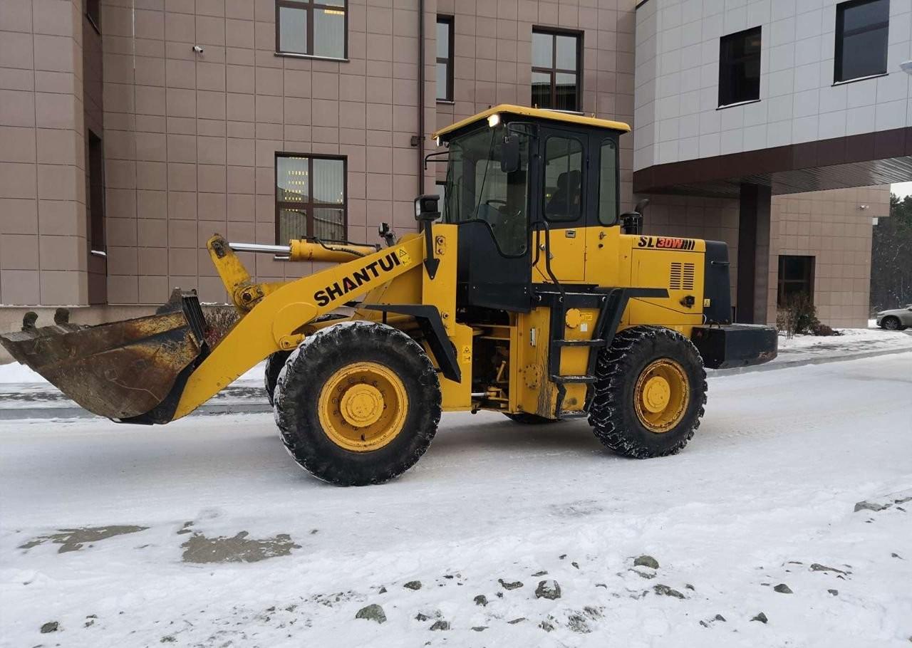 Уборка улиц и дорог от снега с утилизацией, чистка территории - Екатеринбург, цены, предложения специалистов